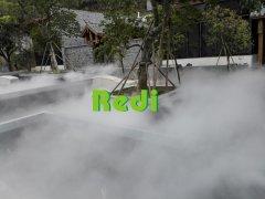 会所景观冷雾系统