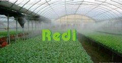 蔬菜大棚喷雾加湿