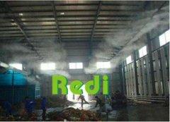 垃圾站喷雾除臭消毒