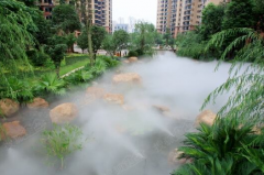 雾森系统主要应用在哪些