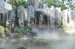 户外景观人造雾设备