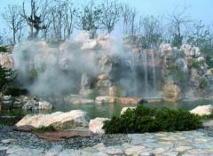 园林人工景观造雾的特点产品概述