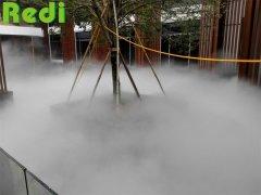 景观喷雾系统建造用途