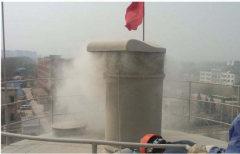 绿迪雾森喷雾除尘设备