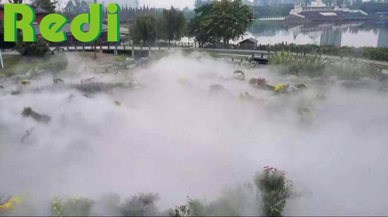喷雾设备出入口人员消毒
