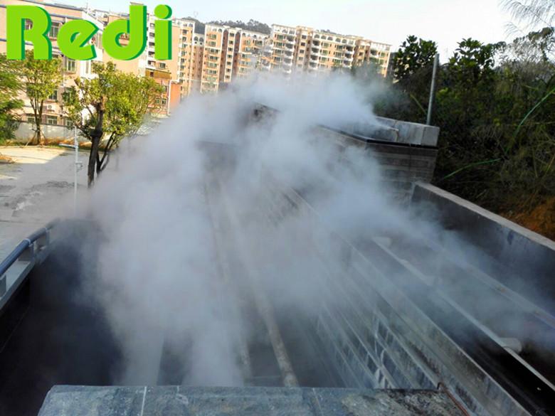 除臭废气制作特点和原理
