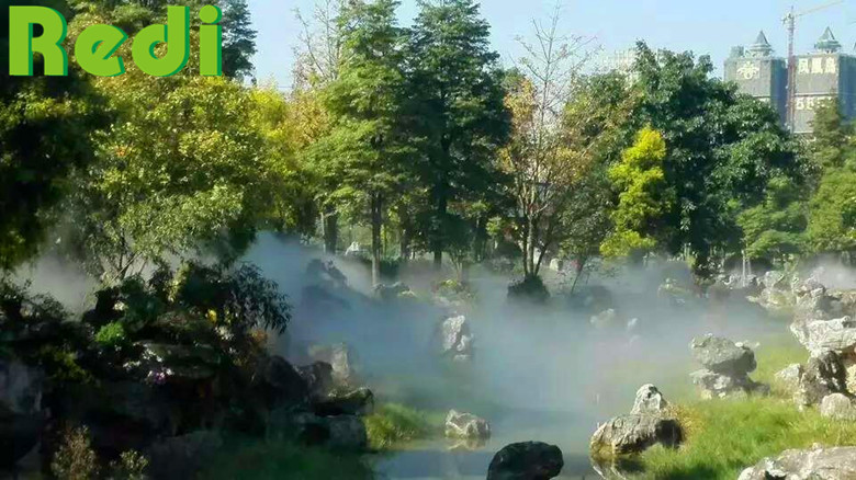 东莞雾效应用范围及系统